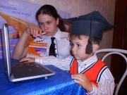 Токарева Ангелина, 11 лет и Токарев Матвей, 3 года