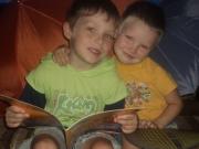 Пичугины Данила, 5 лет и Дима, 3 года